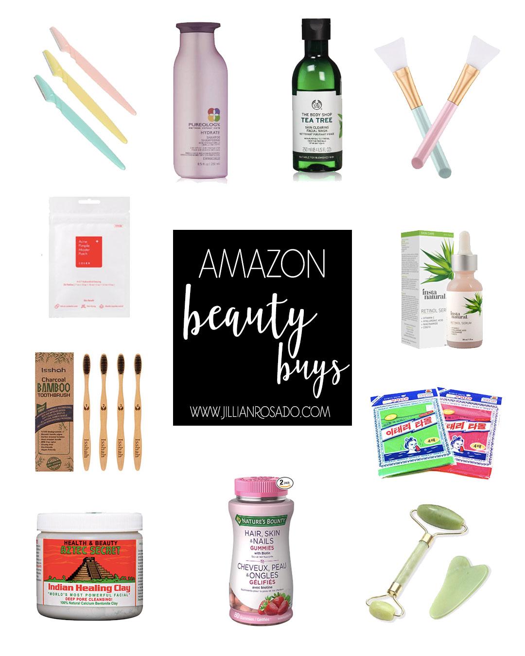 Amazon Beauty Finds Jillian Rosado