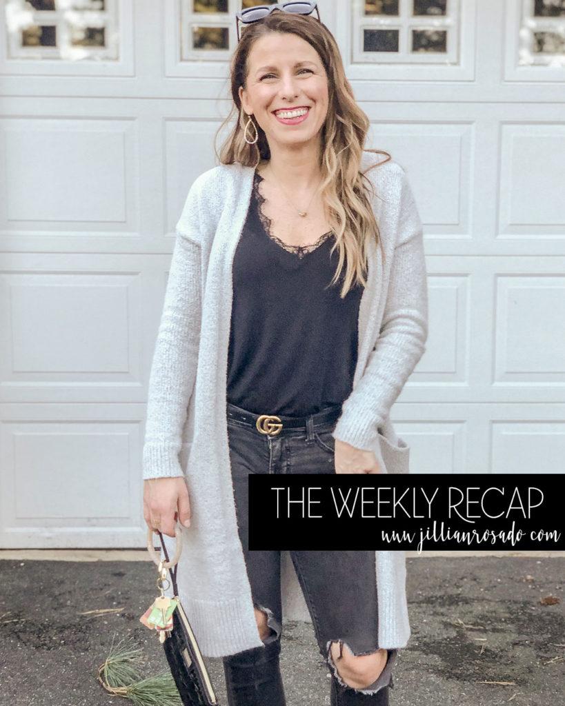 The Weekly Recap, V.13