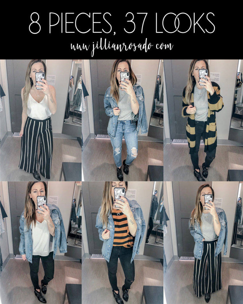 Jillian Rosado Blog Winter Spring Transitional Capsule Wardrobe