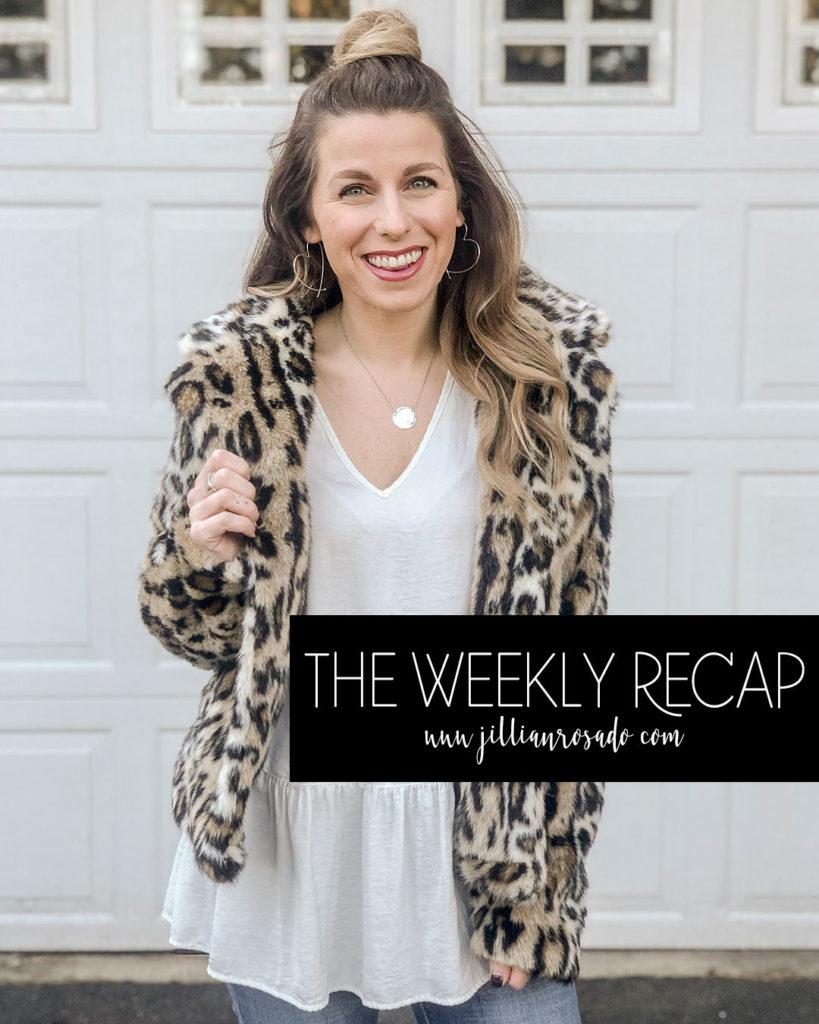 The Weekly Recap, V.18