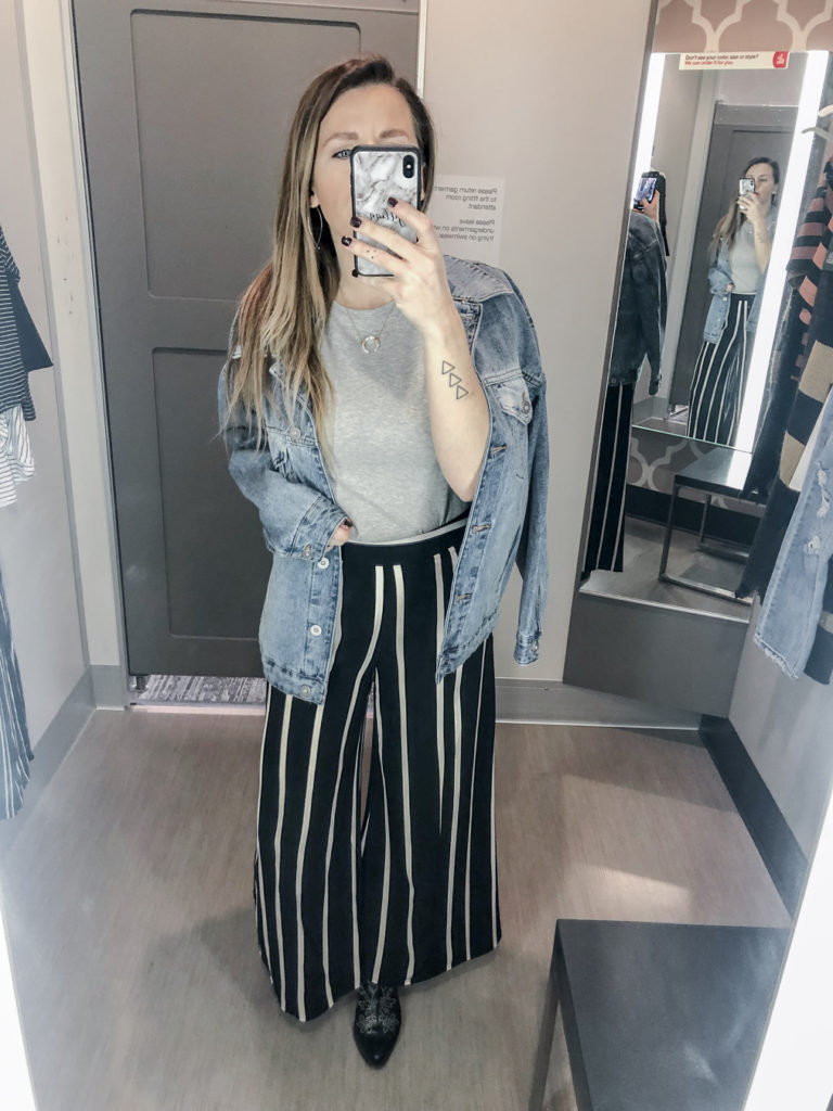 Jillian Rosado Blog Who What Wear Palazzo Pants