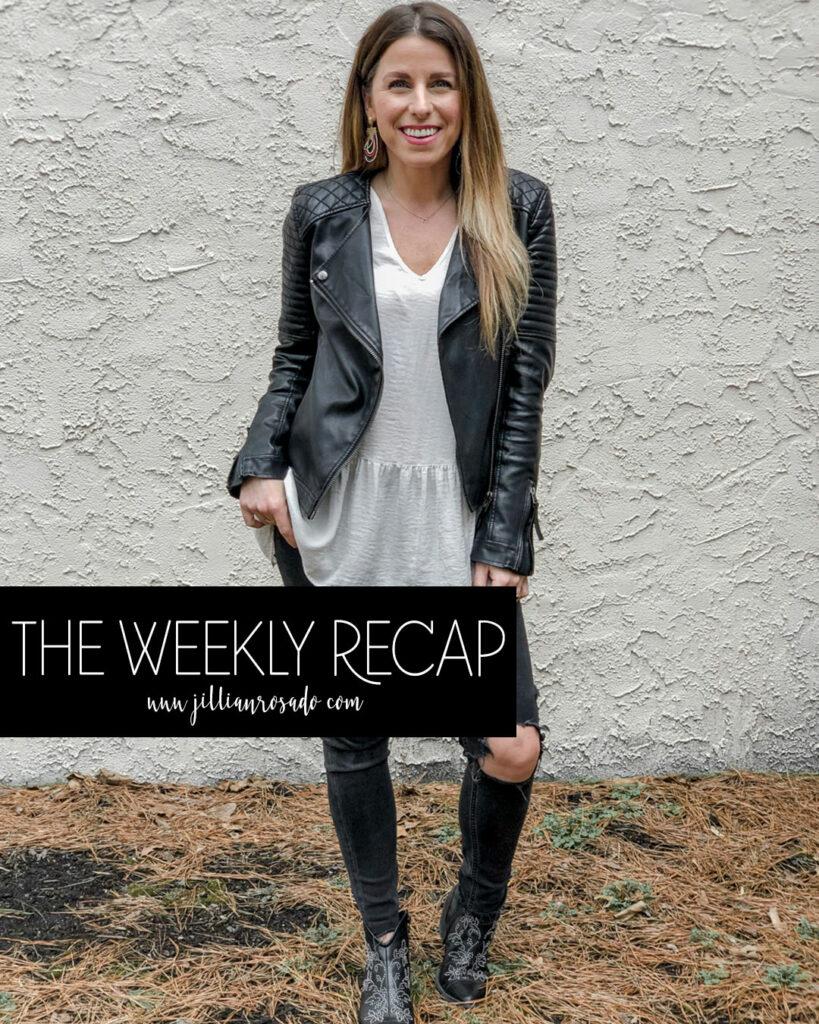 The Weekly Recap, V.20